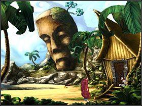 14 - Wyspa (1) - Opis przejścia - Simon the Sorcerer 5: Kto nawiąże kontakt? - poradnik do gry