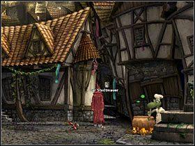 2 - Magiczne Królestwo (2) - Opis przejścia - Simon the Sorcerer 5: Kto nawiąże kontakt? - poradnik do gry