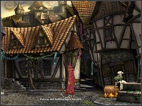 3 - Magiczne Królestwo (2) - Opis przejścia - Simon the Sorcerer 5: Kto nawiąże kontakt? - poradnik do gry