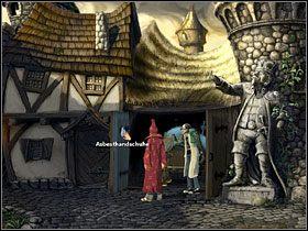 4 - Magiczne Królestwo (2) - Opis przejścia - Simon the Sorcerer 5: Kto nawiąże kontakt? - poradnik do gry