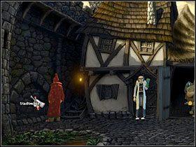 5 - Magiczne Królestwo (2) - Opis przejścia - Simon the Sorcerer 5: Kto nawiąże kontakt? - poradnik do gry