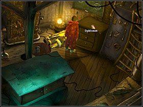 3 - Wyspa (2) - Opis przejścia - Simon the Sorcerer 5: Kto nawiąże kontakt? - poradnik do gry