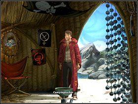 7 - Wyspa (2) - Opis przejścia - Simon the Sorcerer 5: Kto nawiąże kontakt? - poradnik do gry