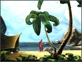 Wędruj do chatki Kapturka - Wyspa (2) - Opis przejścia - Simon the Sorcerer 5: Kto nawiąże kontakt? - poradnik do gry