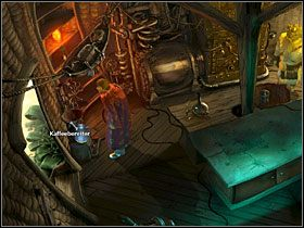 8 - Wyspa (2) - Opis przejścia - Simon the Sorcerer 5: Kto nawiąże kontakt? - poradnik do gry