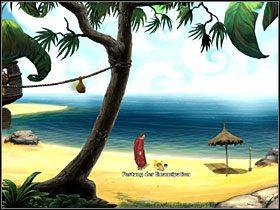 10 - Wyspa (2) - Opis przejścia - Simon the Sorcerer 5: Kto nawiąże kontakt? - poradnik do gry