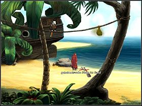 Wędruj zatem do laboratorium i porozmawiaj z wynalazcą na temat wiertła, które umożliwiłoby Simonowi dostanie się pod ziemię - Wyspa (2) - Opis przejścia - Simon the Sorcerer 5: Kto nawiąże kontakt? - poradnik do gry