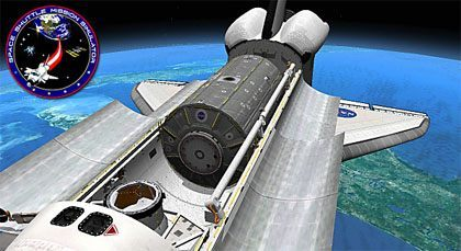 space shuttle mission simulator hints - photo #29