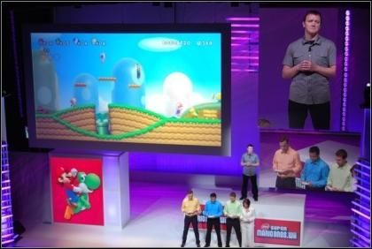 Relacja z konferencji Nintendo - New Super Mario Bros. Wii, Wii Fit Plus, Super Mario Galaxy 2 i Metroid Other M - ilustracja #2