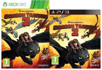 how to train your dragon xbox 360 part 1