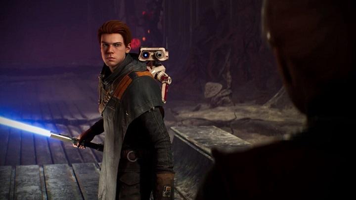 Star Wars Jedi: Upad³y zakon zapowiada siê on solidn¹ produkcjê. - Nowe gameplaye i wra¿enia z pokazu Star Wars Jedi: Fallen Order - wiadomoœæ - 2019-10-17