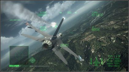 GOL na GC 2007: Ace Combat 6: Fires of Liberation - ilustracja #1