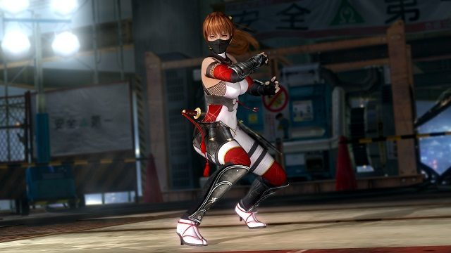 Dead or Alive 5 Last Round na PC to miks wersji z PS3 i PS4 - ilustracja #1