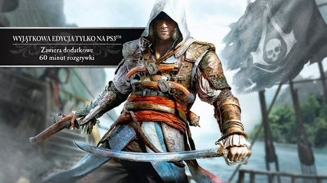 Ubisoft potwierdził pierwsze informacje o Assassin's Creed IV – Flesz. - Flesz (1 marca 2013) – Assassin's Creed IV, Star Wars 1313, Metro: Last Light - wiadomość - 2013-03-01