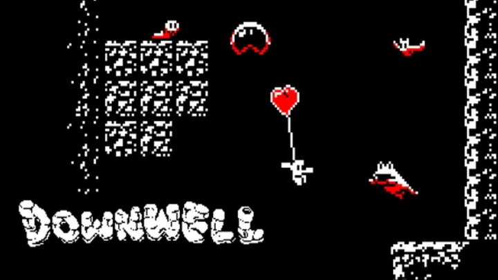 Nie dajcie się zwieść 8-bitowej stylistyce – Downwell potrafi zaskoczyć. Teraz 65% taniej. - Promocje mobilne na weekend 18-19 listopada (Downwell, Castle of Illusion, Lords of Waterdeep) - wiadomość - 2017-11-18