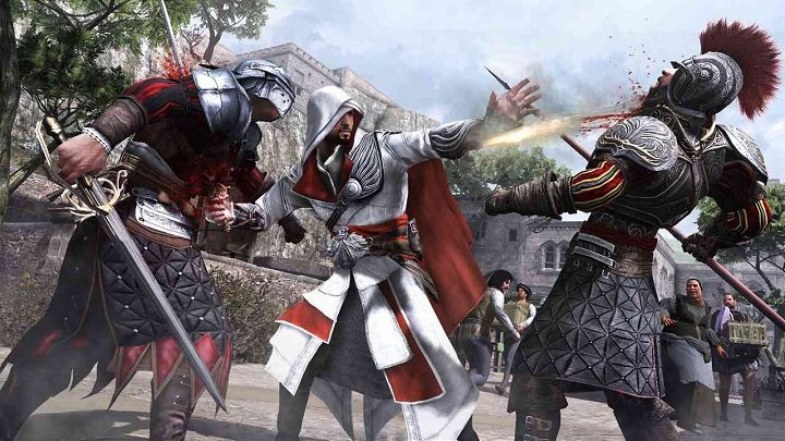 Nadchodzi Assassin's Creed Ezio Collection na PS4 i XOne? - ilustracja #1