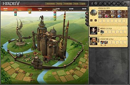 Gra Heroes of Might and Magic Kingdoms w produkcji - ilustracja #2
