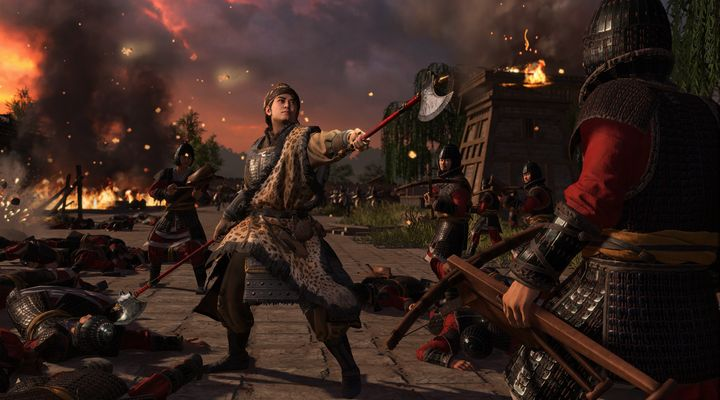 Screenshoty z Total War: Three Kingdoms – Eight Princes.