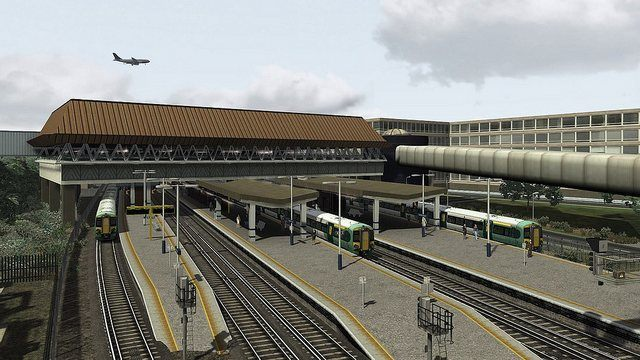 Train simulator online english