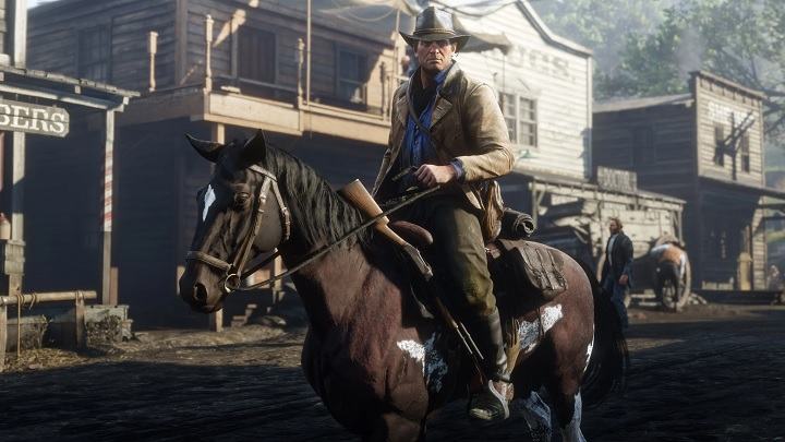 Red Dead Redemption 2 trafi do Xbox Game Pass - ilustracja #1