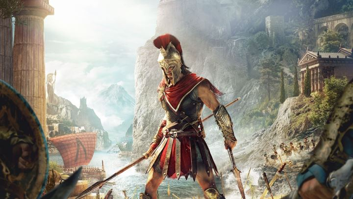 Assassin's Creed Odyssey. - Dystrybucja cyfrowa na weekend 12-14 lipca (m.in. Assassin's Creed Odyssey i Far Cry 5) - wiadomość - 2019-07-12