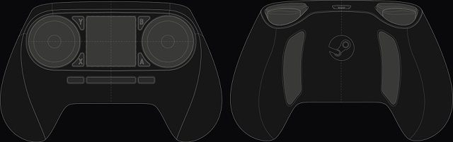 Roz Fail buttons on the controller Steam. - Controller eye Steam game developers - you know? æ - 2013-09-28