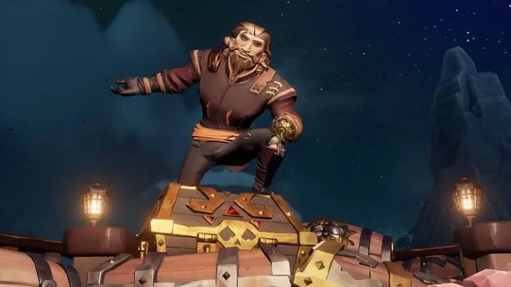 """Rób co chcesz, bo pirat wolny jest!"" było hasłem przewodnim twórców Sea of Thieves. - Wszystko o Sea of Thieves (Premiera Shrouded Spoils) – Akt. #9 - wiadomość - 2018-11-30"
