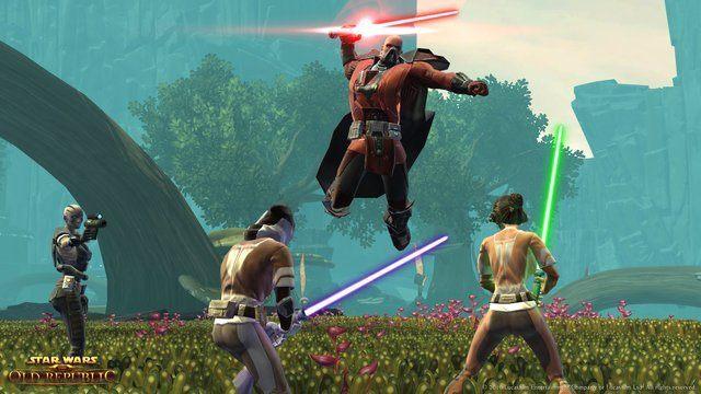Star Wars: The Old Republic już dostępny w wybranych sklepach