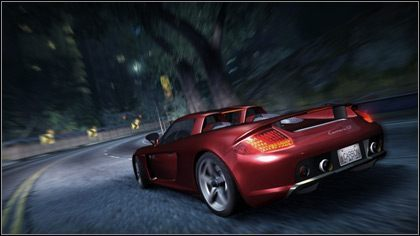Demo Need for Speed: Carbon trafiło na Xbox Live Marketplace - ilustracja #1