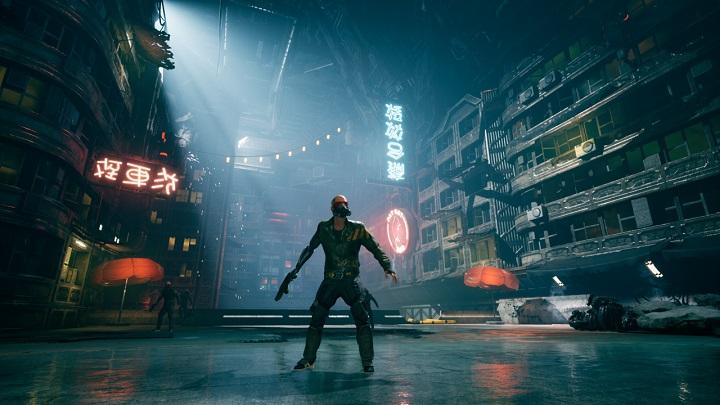 Kolejna polska produkcja w cyberpunkowych klimatach. - Ghostrunner - polska cyberpunkowa gra akcji na pierwszym gameplayu - wiadomość - 2019-08-23