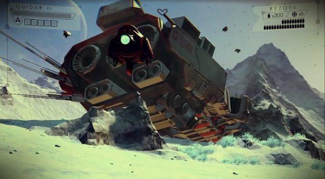 Zapowiedziano No Man's Sky - sandboksa science-fiction od autorów serii Joe Danger - ilustracja #1