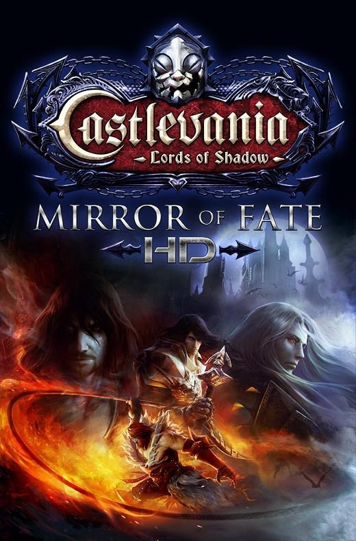 Okładka Castlevania: Lords of Shadow - Mirror of Fate HD