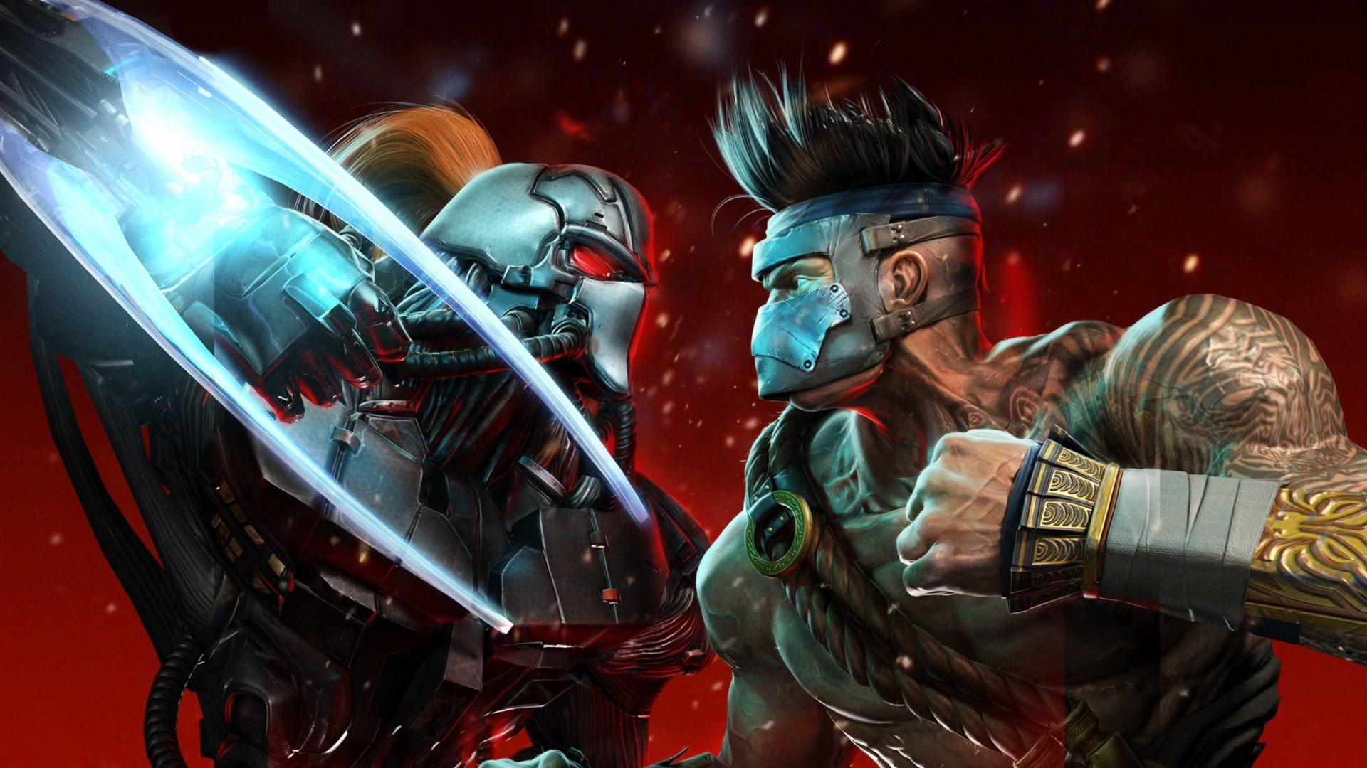 Killer Instinct appeared in the shop Windows Store two days ago, but again not without mishaps. Problems refresh the data synchronization between the PC and the console does not encourage a new service from Microsoft. - High update Windows 10 will introduce new features for gamers - news - 2016-03-31