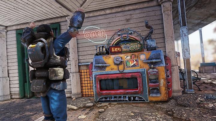 Nowa aktualizacja do gry Fallout 76 wprowadzi wiele nowości. - Fallout 76 niebawem otrzyma osobiste automaty sprzedażowe - wiadomość - 2019-05-03