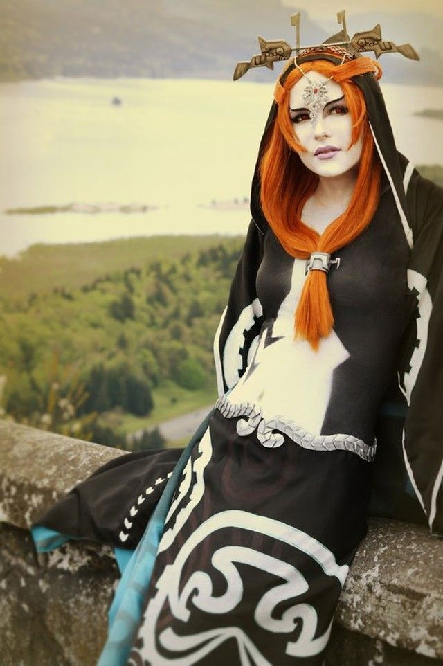 Najlepsze cosplaye - Midna z The Legend of Zelda: Twilight Princess - ilustracja #4