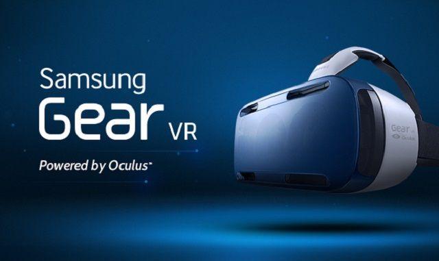 Gear Vr Okulary Do Rzeczywistości Wirtualnej Od Samsunga