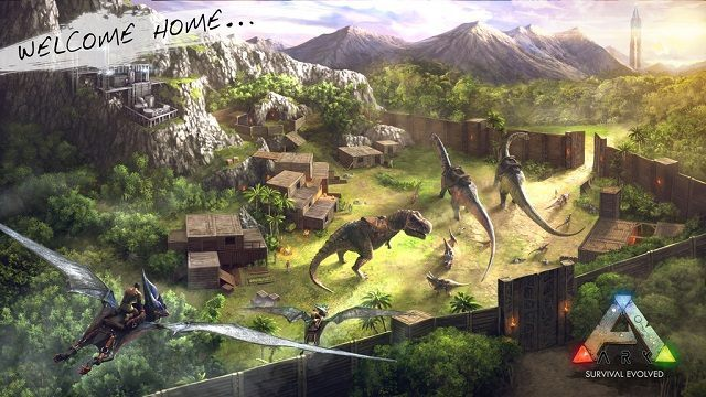ARK: Survival Evolved – ponad milion graczy poskramia dinozaury. - ARK: Survival Evolved - milion egzemplarzy sprzedanych w ciągu miesiąca - wiadomość - 2015-07-03