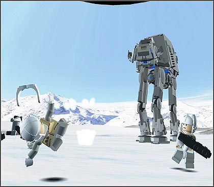 GOL na E3 2006: LEGO Star Wars II: The Original Trilogy - ilustracja #1