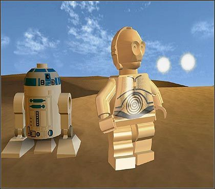 GOL na E3 2006: LEGO Star Wars II: The Original Trilogy - ilustracja #3