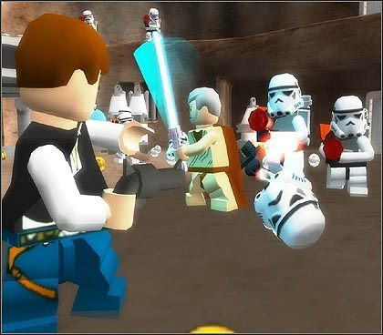 GOL na E3 2006: LEGO Star Wars II: The Original Trilogy - ilustracja #4