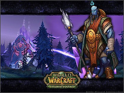 GOL na E3 2006: Warcraft: The Burning Crusade - ilustracja #1