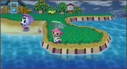 E3 2008: Animal Crossing trafi na Wii - ilustracja #3