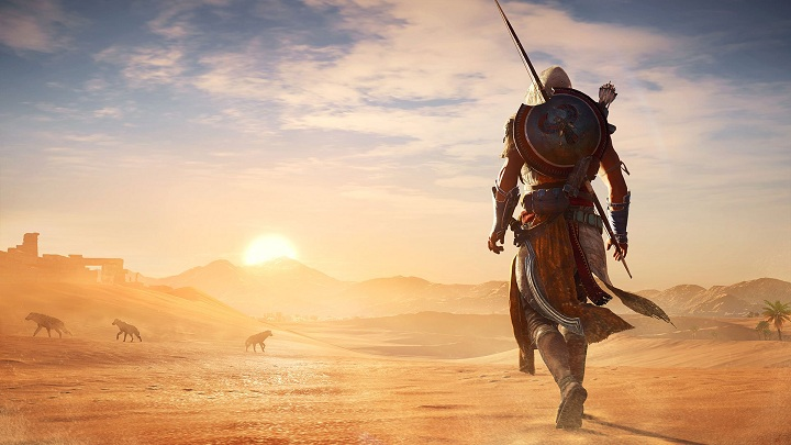 Assassin's Creed: Origins – kompendium wiedzy - Wszystko o Assassin's Creed Origins (premiera The Curse of Pharaohs) - Akt. #21 - wiadomość - 2018-03-13