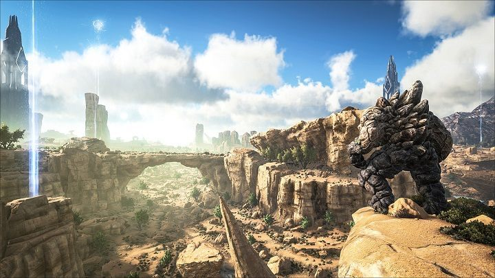 Tw³rcy ARK Survival Evolved komentują aferę o DLC Scorched Earth