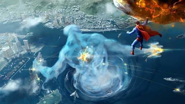 How can a new game look like Superman in the lead role?