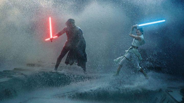 Plakat I Nowy Zwiastun Filmu Star Wars 9 Z D23 Expo