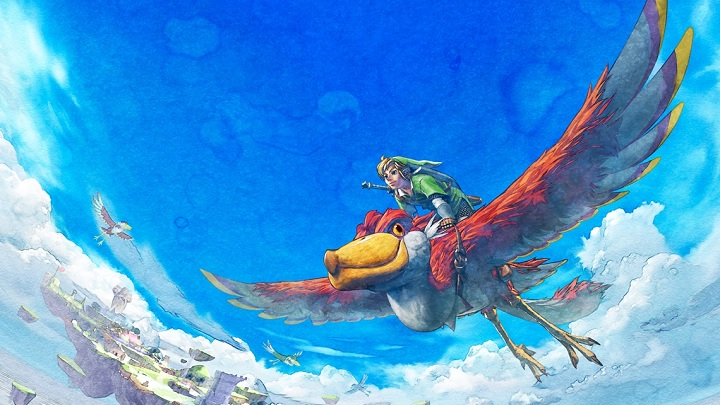 Skyward Sword HD zapewniłoby fanom zajęcie do premiery kolejnej odsłony. - The Legend of Zelda Skyward Sword trafi na Switcha? - wiadomość - 2018-11-26