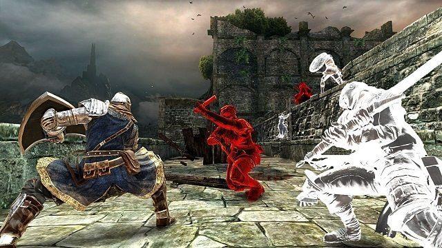 Dark Souls DLC Matchmaking