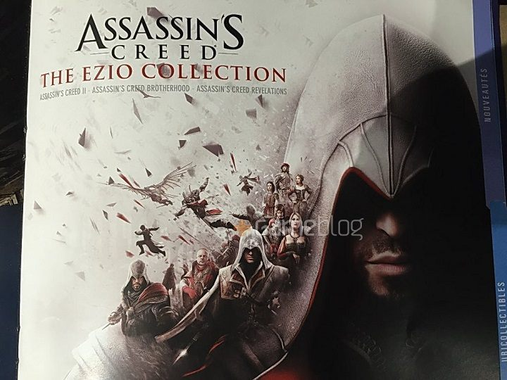 Assassin's Creed: The Ezio Collection / Źródło: GameBlog.fr. - Kolejne doniesienia o Assassin's Creed: The Ezio Collection - wiadomość - 2016-08-31
