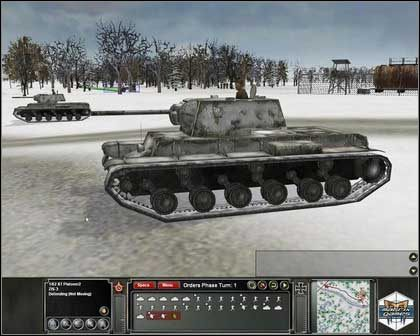 "Panzer Command: Operation Winter Storm w ""złocie"" - ilustracja #2"